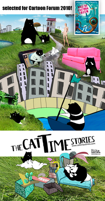 The Cat TIme Stories